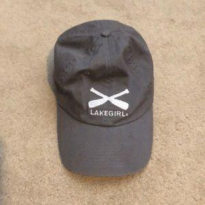 Gray Lakegirl Hat